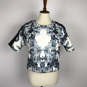 Finders Keepers Floral Top T358